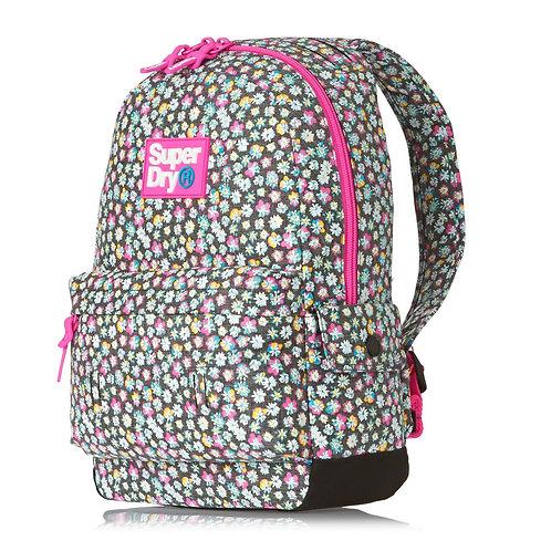 Яркий-цветочный рюкзак Superdry для девушек.