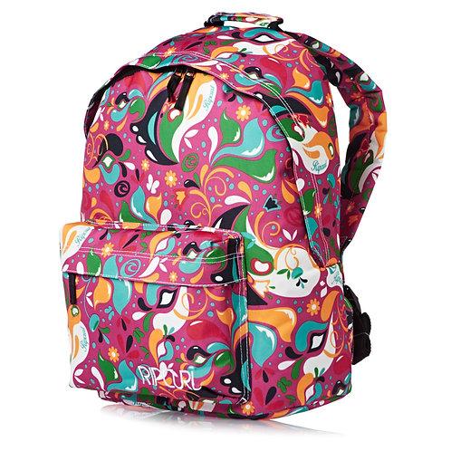 Рюкзак красивый женский цветной