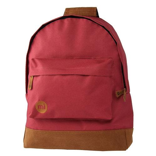 Рюкзак бордовый женский прочный