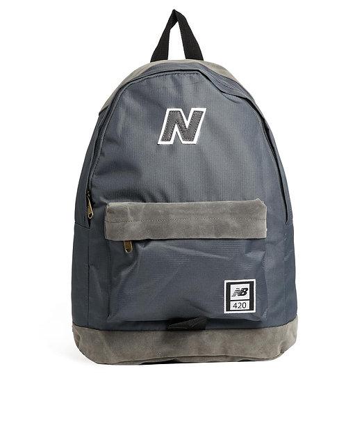 Серый рюкзак New balance 420