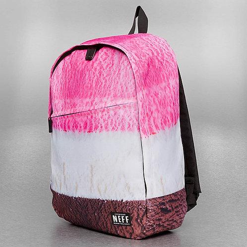Neff Daily Backpack - Neapolitan-Женский рюкзак с принтом мороженное