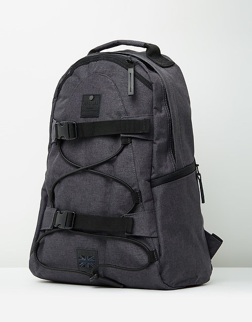 Superdry Surplus Backpack Dark Grey Marl Серый мужской рюкзак superdry.