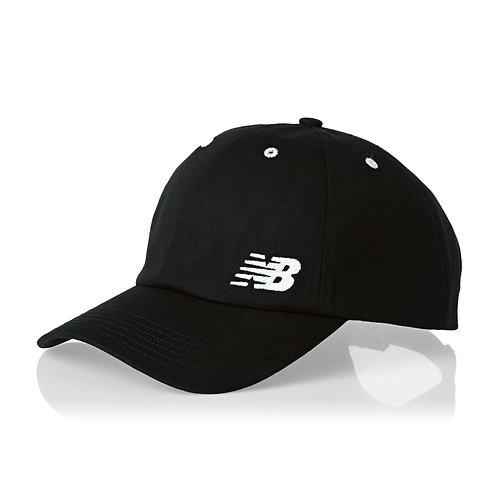 New balance classic cap in black Черная мужская повседневная кепка от знаменитого бренда