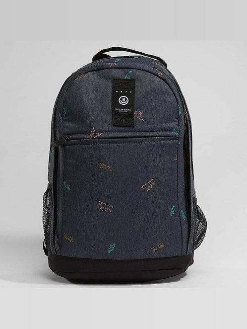 NEFF Daily XL Fantastic animal Женский серо-синий рюкзак NEFF