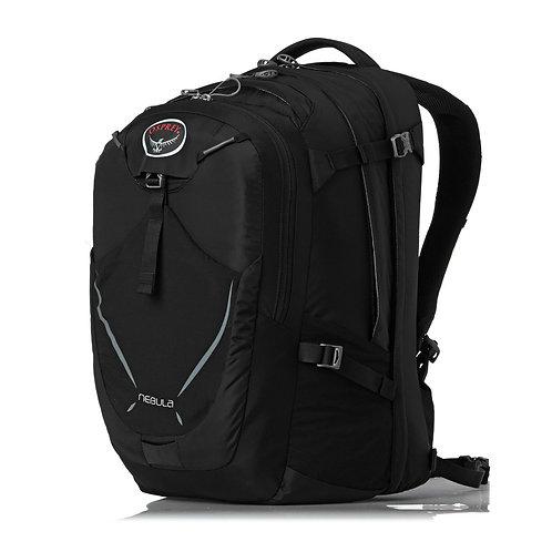 Osprey Nebula 34 Black-Черный,прочный мужской рюкзак