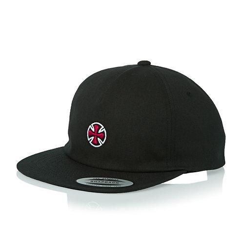 Independent Black-Мужская кепка черного цвета