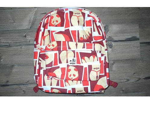 ENJOI BACKPACK-HOTSHOTS RETRO ENJOI SKATEBOARDING Молодежный рюкзак с эфектным принтом!