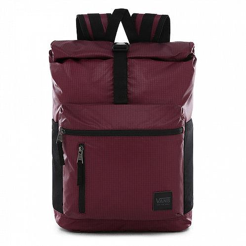 Сливовый-бордовый рюкзак Vans Roll It (Ripstop version) женский