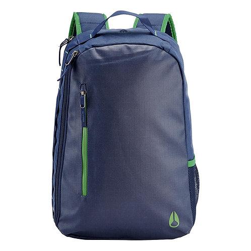Nixon Arch II Backpack - Navy Blue Синий рюкзак Nixon Нейлоновый состав,не мокнет!