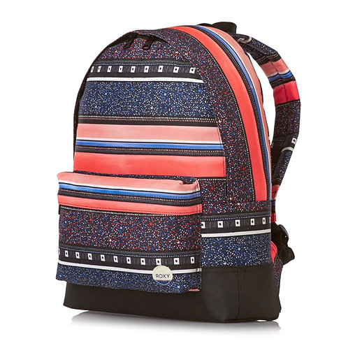 Женский рюкзак ROXY дешево,красочный,не дорого,прочный.