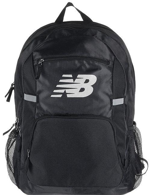 """Большой черный рюкзак. New Balance """"Accelerator Backpack"""" Black."""