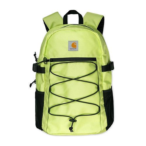 CARHARTT DELTA BACKPACK-CORDURA LIME Крепкий и непромокаемый всепогодный рюкзак в цвете Яркого лайма