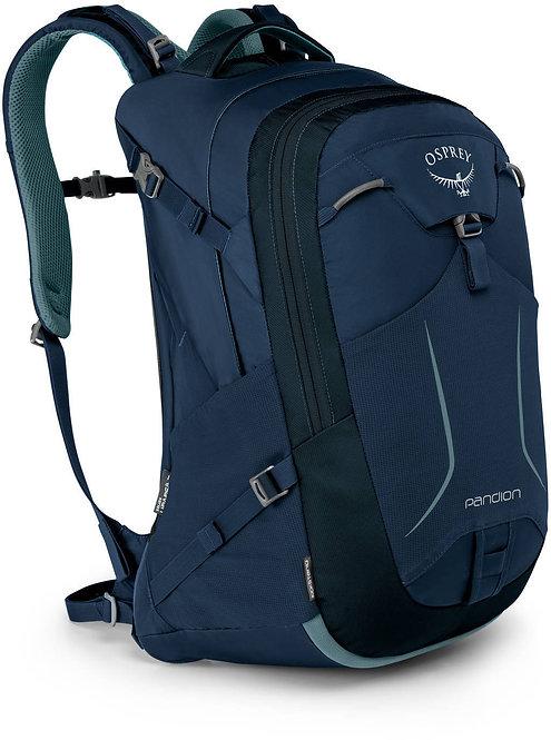 Osprey NEW 2017 Pandion 28L Navy Blue Синий мужской рюкзак