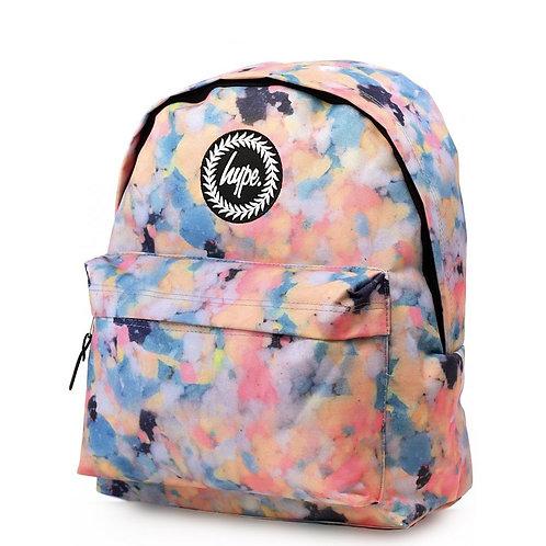 Hype Backpack Pastel Sponge Multi Bags Рюкзак с Разноцветным Multi принтом Hype