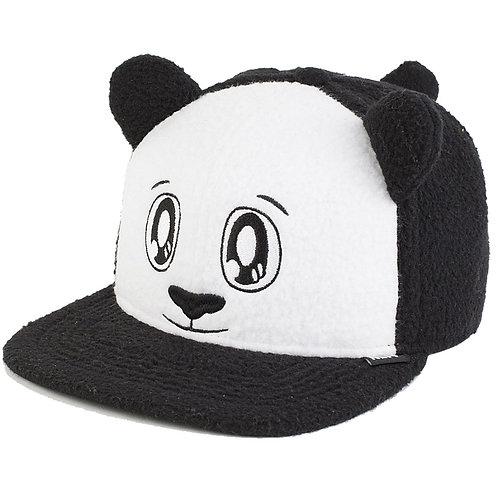 NEFF Panda-Черно-белая кепка унисекс