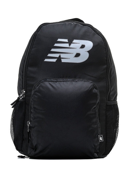 NEW BALANCE Daily Driver II New Black-Мужской черный рюкзак на каждый день