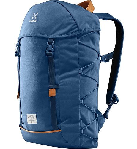 HAGLOFS SHOSHO MEDIUM Blue Классический рюкзак ShoSho от Haglofs - в новой, обновленной и изысканной версии из прочных матери