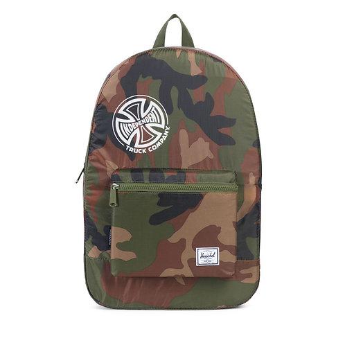 Herschel Packable Daypack - Woodland Camo Independent Камуфляжный рюкзак унисекс от Herchel