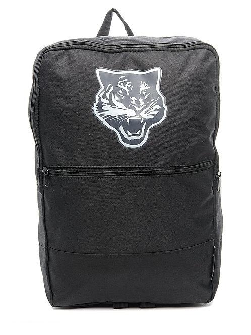 Черный рюкзак ONITSUKA TIGER,молодежный,дешевый,прочный,городской.