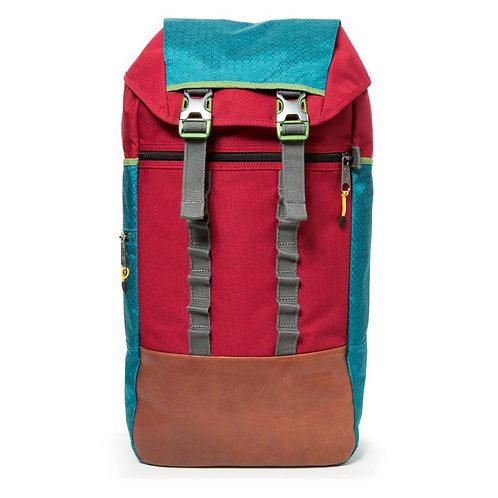 Eastpak Bust MP backpack/red Красный прочный рюкзак на каждый день