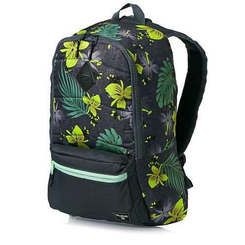 Рюкзак в цветочек женский