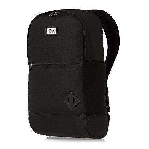 Черный рюкзак Vans. Van doren классика жанра!