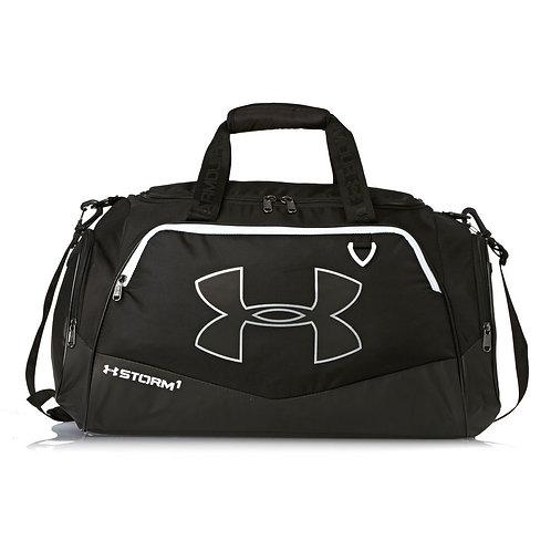 Черная не промокаемая сумка-Under Armour 60L