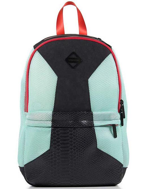 Sprayground Black Retro Future Cut and Sew Backpack Женский яркий рюкзак на каждый день от художника Нью Йорка!