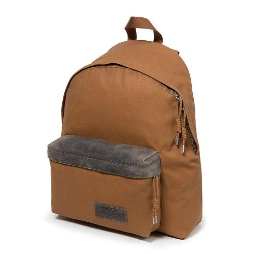 EASTPAK PADDED PAKR BACKPACK Axer Brown Модный унисекс рюкзак на каждый день.