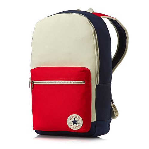 Converse Core Plus Backpack Converse Red/Converse Navy-Женский триколор от Converse