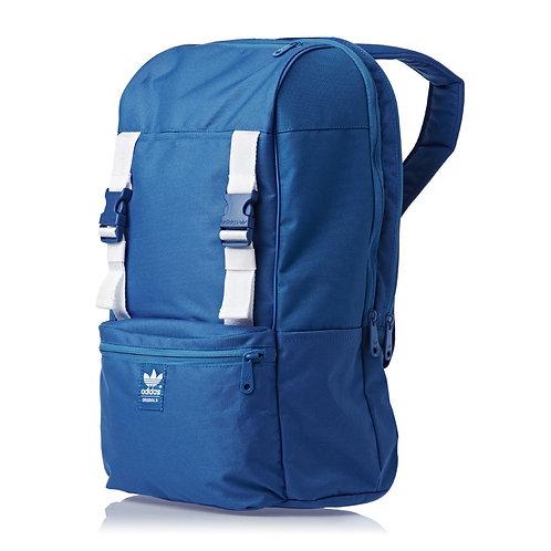 Синий рюкзак Adidas прочный дешево не дорого много карманов
