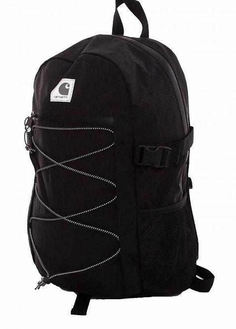 Carhartt WIP - Delta 17,7 L  Black Nylon Мужской прочный рюкзак от модного бренда!