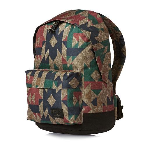 Рюкзак разноцветный женский