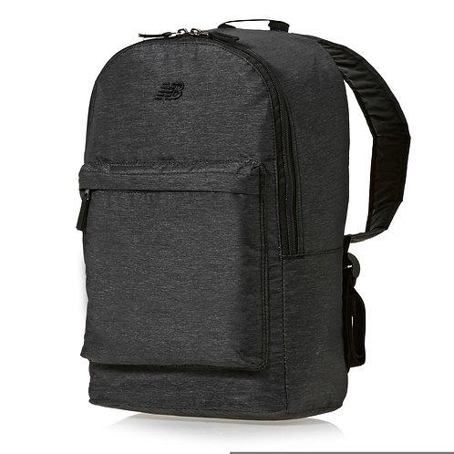 New Balance Classic  Black- Черный Мужской практичный рюкзак на каждый день.