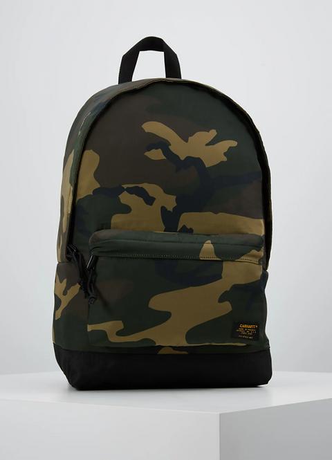 Камуфляжный рюкзак унисекс из саржи CARHARTT WIP ASHTON BACKPACK