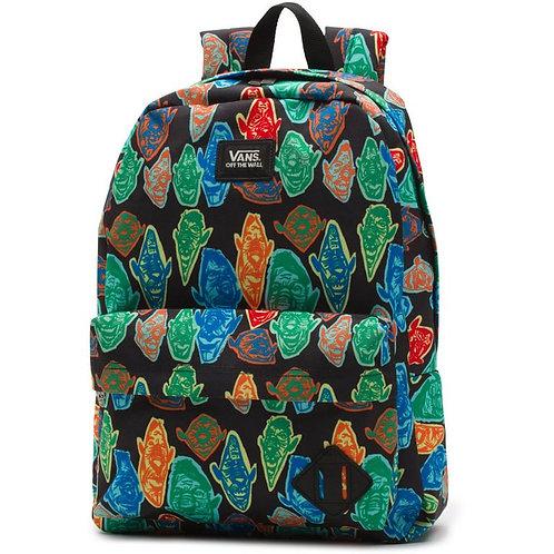 Vans-Green рюкзак унисекс.