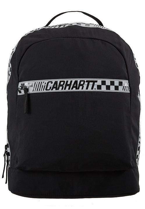 Черный непромокаемый прочный рюкзак унисекс Carhartt WIP (car heart work-in progressive rock)  Senna Backpack