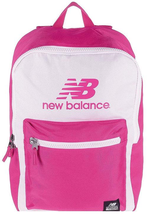 New Balance Booker Backpack pink,fuchsia Женский розовый рюкзачок от известного бренда