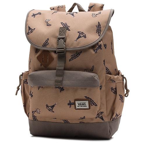 Vans Coyote Hills wampum-Бежевый,вместительный-мужской рюкзак