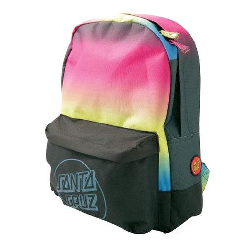 Santa Cruz Faded-Женский разноцветный рюкзачок от Santa Cruz