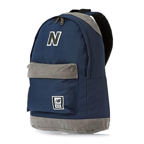 Рюкзак New balance 420 синий не дорого