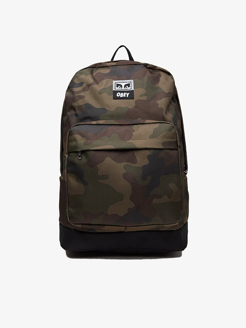Obey Dropout Juvee Field Camo Backpack Камуфляжный мужской защитный рюкзак