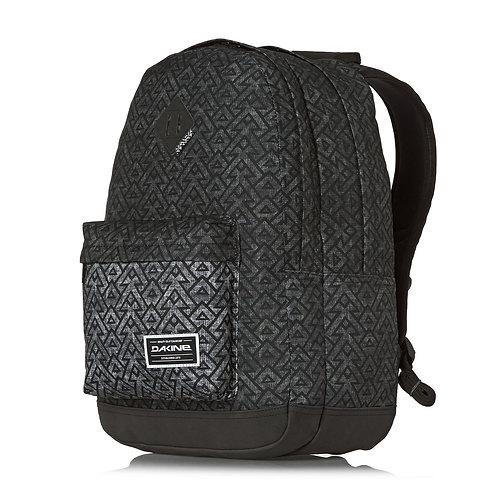 Dakine Backpacks - Dakine Detail 27L Backpack - Stacked Мужской черно-серый рюкзак
