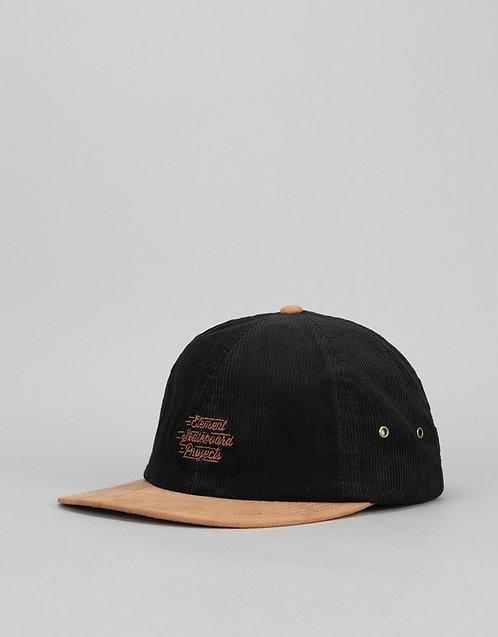 Element Prowe-Мужская черно-коричневая кепка