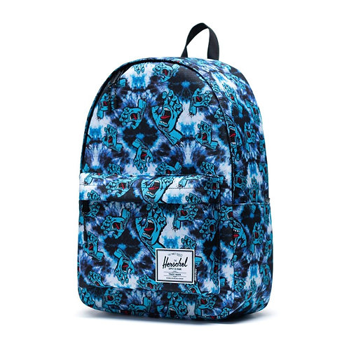 HERSCHEL SUPPLY CO. Herschel Classic X-large  Tie Dye Screaming Hand молодежный вместительный рюкзак