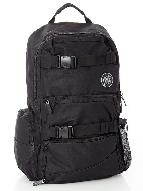 Santa Cruz Voyager 2 Вместительный мужской рюкзак для трюков на доске  со множеством полезных отделений!