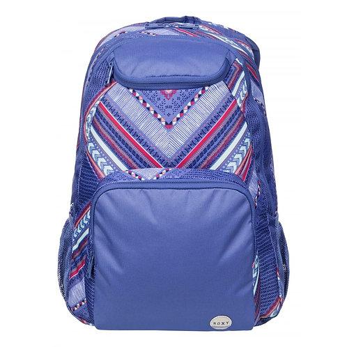 Серо-голубой женский рюкзак ROXY