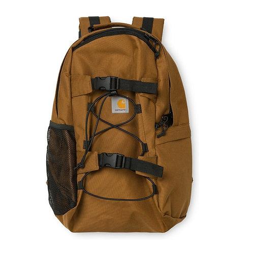 CARHARTT WIP Carhartt Kickflip Hamilton Brown Коричневый мужской рюкзак из прочных материалов