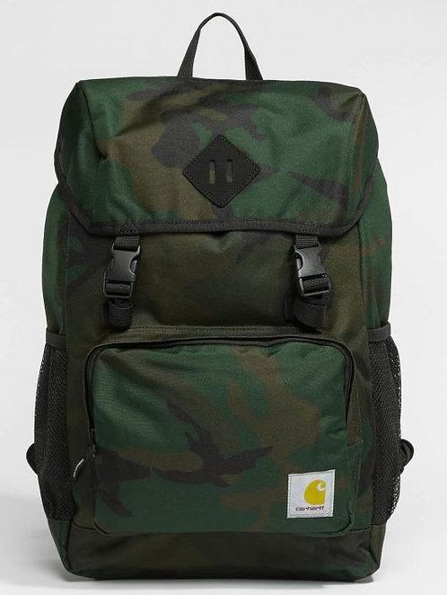 Carhartt WIP Gard Backpack Camo Combat Green  Водостойкий практичный Рюкзак Carhartt