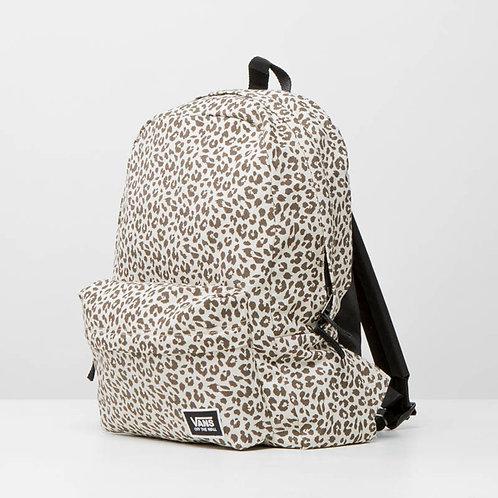 Vans Realm Classic Backpack leopard-Женский,леопардовый рюкзак